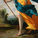 Simon Vouet -- Virtue, also called Victory, Part 3 Louvre