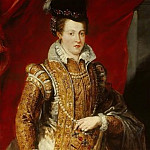 Part 3 Louvre - Peter Paul Rubens -- Johanna, Archduchess of Austria, Grand Duchess of Tuscany, Mother of Marie de Médicis