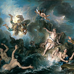 Part 3 Louvre - Perseus Rescuing Andromeda (oil on canvas)Title: -- Coypel, Charles Antoine (1694-1752)Primary creator: