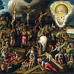 Part 3 Louvre - Antonio Campi -- Mysteries of the Passion, the Resurrection and the Ascension of Christ