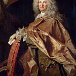 Nicolas de Largillière -- Portrait of a Man, Jacques de Laage, King's Secretary ?, Part 3 Louvre