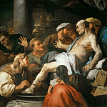 Luca Giordano -- The Death of Seneca, Part 3 Louvre