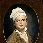 Part 3 Louvre - Jean-Antoine Julien -- Self Portrait (Portrait of a Man in a Bonnet)