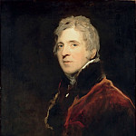 Part 3 Louvre - Thomas Lawrence -- Portrait of a Man