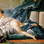 François Boucher -- The Odalisque, Part 3 Louvre
