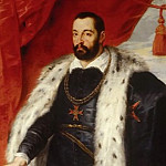 Peter Paul Rubens -- Portrait of Francesco I de' Medici, Grand Duke of Tuscany, Father of Marie de Médicis, Part 3 Louvre