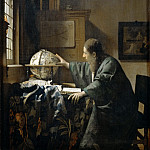 Jan Vermeer -- The Astronomer, Part 3 Louvre
