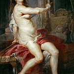 Part 3 Louvre - Peter Paul Rubens -- Death of Dido