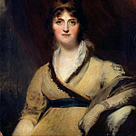 Part 3 Louvre - Thomas Lawrence -- Portrait of Countess Inchiquin (Comtesse d'Inchiquin)