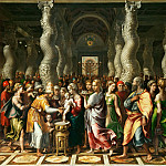 Part 3 Louvre - Giulio Romano (1499-1546) -- Circumcision of Christ
