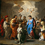 Part 3 Louvre - Luca Giordano -- The Wedding of Saint Mary (Marriage of the Virgin)