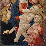 Master of the Castello Nativity -- Culture Florentine, Part 3 Louvre