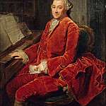 Part 2 - Georg David Matthieu (1737-1778) - Portrait of Joachim Ulrich Giese