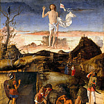 Giovanni Bellini – The Resurrection of Christ, Part 2
