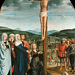 Gerard David – Christ on the Cross, Part 2