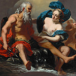 Part 2 - Ferdinand Bol (1616-1680) - Neptun and Amphitrite