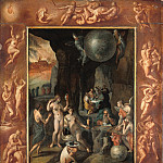 Frans II. Francken – The Temptation of St. Anthony, Part 2