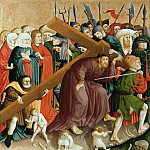 Hans Multscher – Wurzach Altarpiece – Way to Calvary, Part 2