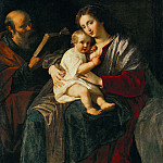 Part 2 - Flamisch school (18cent) - The Holy Family