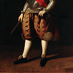 Part 2 - Francisco de Zurbaran (1598-1664) - Don Alonso Verdugo de Albornoz