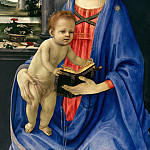 Filippino Lippi – Maria with the child, Part 2