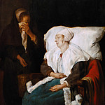The patient, Gabriel Metsu
