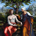 Part 2 - Francesco Melzi (1493-c.1570) - Vertumnus and Pomona