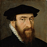 Part 2 - Frans I Pourbus (1545-1581) - Portrait of a man