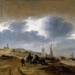 Part 2 - Egbert van der Poel (c.1597-1664) - Scheveningen beach