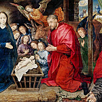 Part 2 - Hugo van der Goes (c.1425-1482) - The Adoration of the Shepherds