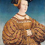 Part 2 - Hans Maler (1480-c.1530) - Anna of Bohemia and Hungary
