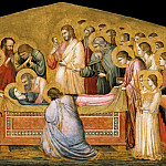 Giotto di Bondone – The Entombment of Mary, Part 2
