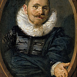 Frans Hals – Portrait of a man, Part 2