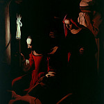 Georges de La Tour – The discovery of Saint Sebastian, Part 2