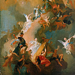 Franz Anton Maulbertsch – The Apotheosis of Hungarian saints, Part 2