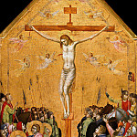 Giotto di Bondone – The Crucifixion, Part 2