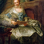 Part 2 - Georg David Matthieu (1737-1778) - Portrait of Sophie Elisabeth Giese