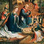 Part 2 - Jacob van Utrecht (c.1480-c.1540) - Nativity