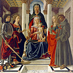 Valerio Castello – The Virgin and Child with Saint John the Baptist, Part 2