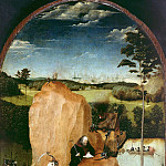 Hieronymus Bosch – The Temptation of Saint Anthony, Part 2