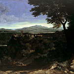 Gaspard Dughet – Landscape with Aqueduct, Part 2