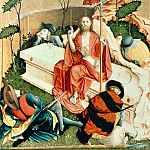Part 2 - Hans Multscher (c.1400-1467) - Wurzach Altarpiece - The Resurrection of Christ