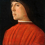 Giovanni Bellini – Portrait of a young man, Part 2