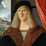 Part 2 - Jacopo de Barbari (c.1475-1516) - Portrait of a German (front)