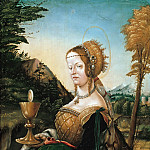 Part 2 - Hans Burgkmair I (1473-1531) - The St. Barbara
