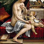 Part 2 - Georg Pencz (c.1500-1550) - Venus and Amor