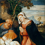 Part 2 - Jacopo Palma (c.1480-1528) - The Holy Family