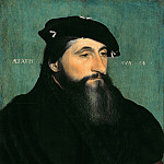 Part 2 - Hans Holbein II (1497-1543) - Duke Anton the Good of Lorraine