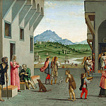 Part 2 - Francesco Granacci (1477-1543) - Scenes from the life of the Tobias