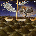 Part 2 - Giovanni di Paolo (1398-1482) - The St. Clare rescues shipwrecked